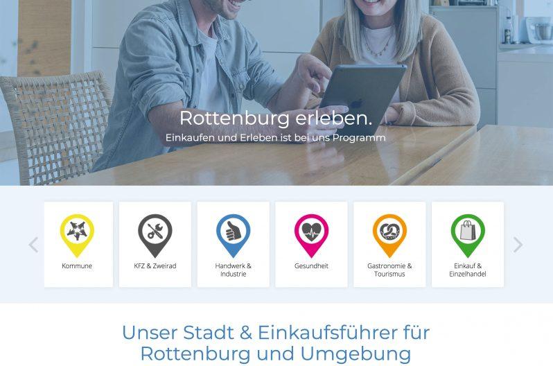 Rottenburg erleben