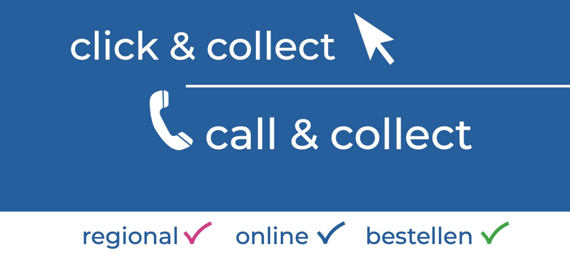 Click (call) & collect in Rottenburg a. d. Laaber